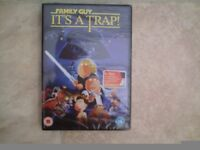 """FAMILY GUY DVD """"It's a Trap"""" for Sale"""
