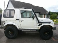 selling suzuki 4x4 jeep for offroading