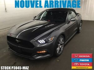 2017 Ford Mustang EcoBoost*CUIR+GPS+MAG DE GT***