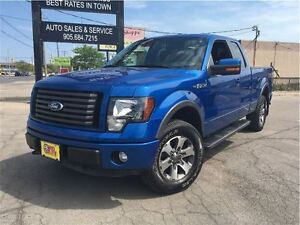 2011 Ford F-150 FX4 4WD AWESOME BLUE! EXT CAB