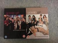 Gossip Girl Season 1&2 dvd box sets