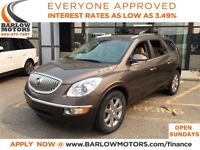 2010 Buick Enclave CXL AWD/AUTO/BOSE/Leather/Loaded