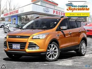 2016 Ford Escape SE***NAV, AWD, leather***