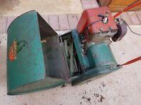 Suffolk Colt Cylinder Petrol Lawn Mower