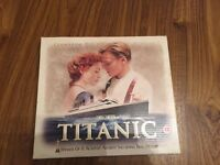 Titanic VHS Video Collectors' Set