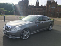 Mercedes S Class Limo - Wedding, Transport and Prom Hire