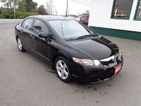 2011 Honda Civic SE SUNROOF, ALLOYS only $135 bi-weekly!
