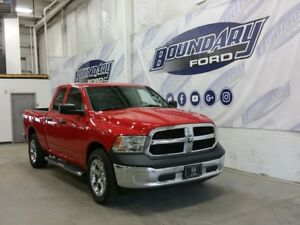 "2014 Ram 1500 ST W/ Hemi V8, 20"" Chrome Rims, Solar Tinted Glass"