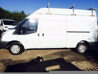 BREAKING FORD TRANSIT MK7 2.4 TDCI AND 2.2 TDCI ENGINE GEARBOX AVAILABLE PANEL PARTS 6 SPEED GEARBOX