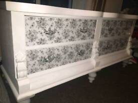 SOLD,Large chest of drawers/sideboard