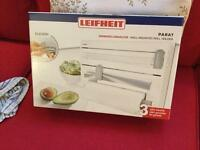 Leifheit wall-mounted kitchen roll holder