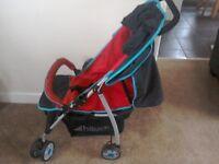 Hauck child's buggy