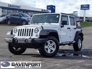 2014 Jeep Wrangler Sport Unlimited