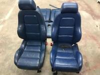 Audi TT seats for sale