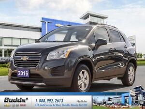 2016 Chevrolet Trax LT 0% for up to 24 Months OAC !