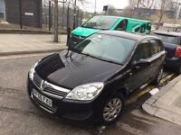 2007 Vauxhall Astra automatic low mileage