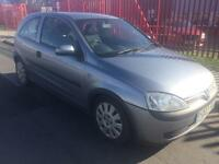 2003 VAUXHALL CORSA 1.0 Active Only £445
