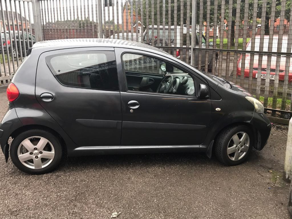 Toyota Aygo Sport to sell