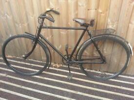 Old Push Bike