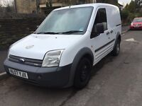 Ford Transit Connect 2007 (07) 1.8 Diesel Swb T220 L90 Manual White Van