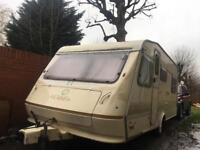 4 berth elddis caravan