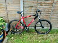 Apollo mountain bike free delivery south Manchester