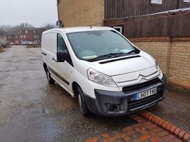CITROEN DISPATCH no vat