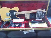 Fender Custom Shop Nocaster NOS