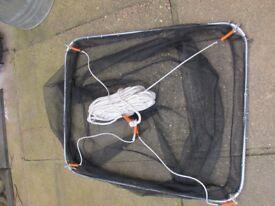 FISHING LANDING NET JETTY NET