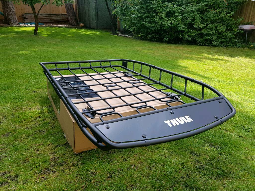 Thule Canyon XT Cargo Basket Extension