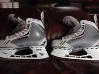 Bauer limited edition skates