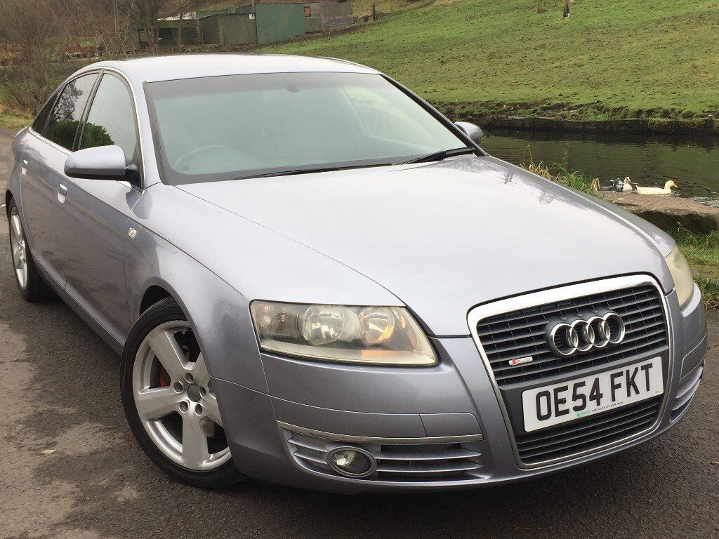 2004 audi a6 s line 3 0 tdi quattro in neath neath port. Black Bedroom Furniture Sets. Home Design Ideas