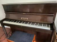 Upright Piano - Tuned and Loved