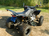2013 Quadzilla 320CVT Fully Automatic Quadbike ATV off road + Road legal Quad Bike