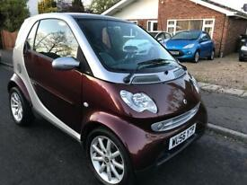 2007(56) Smart Fortwo 0.7 City Passion - 74,300 Miles - Full Service History