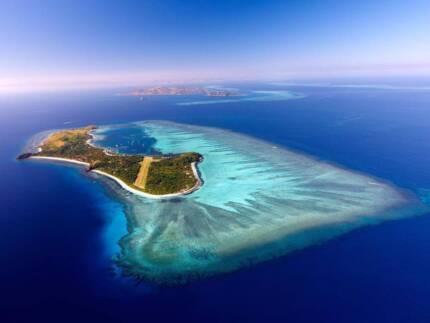 Luxury holiday for two to Mana Island, Fiji