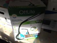OttLite Desk Lamp