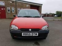 1998 (R) Vauxhall corsa 1.2 petrol