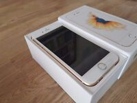 Brand New Unlocked Apple iPhone 6s in Gold