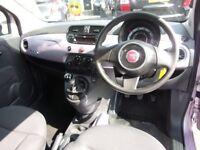 FIAT 500 1.2 Pop 3dr (start/stop) (pink) 2013