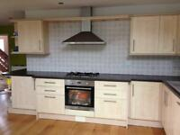 Large Howdens Kitchen and appliances