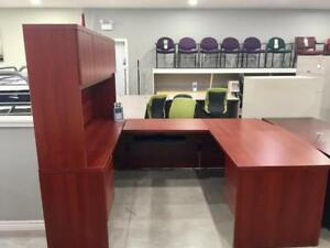 Executive U Shape Desk
