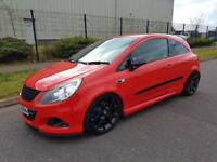 Vauxhall corsa vxr (limited edition) may px swap why 5450**