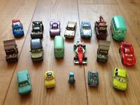 Lots of Cars characters