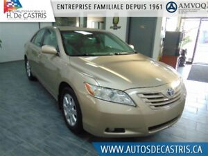 2007 Toyota Camry XLE*TOIT OUVRANT, V6,CUIR TRÈS PROPRE
