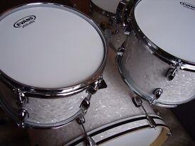 Gretsch Catalina Maple 5 Piece Fusion Drum Kit - Marine Pearl