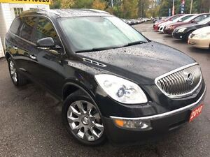 2010 Buick Enclave CXL2/AWD/BACKUPCAMERA/2ROOFS/LEATHER/CLEAN CA