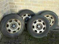 Toyota Rav4 wheels