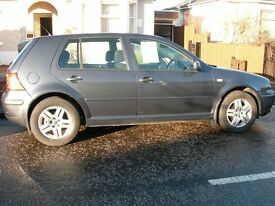 VOLSWAGON GOLF 1.9 GT TDI 5 DOOR