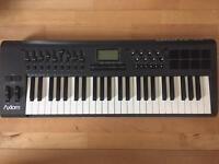 Axiom 49 MIDI keyboard